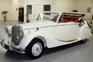 Jaguar : Other Rare MK5 Drophead Coupe