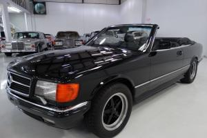 Mercedes-Benz : 500-Series STUNNING COLOR COMBINATION!