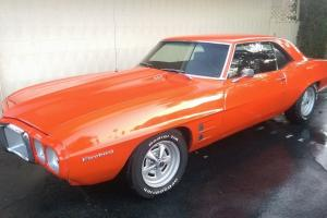 Pontiac : Firebird coupe
