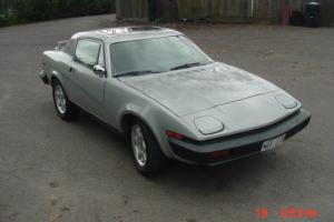 Triumph : Other Base Coupe 2-Door