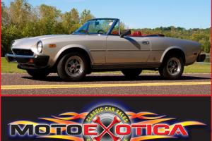 Fiat : Other 2000 Spyder