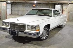 Cadillac : DeVille CoupeDeVille * NO RESERVE * Continental Kit *