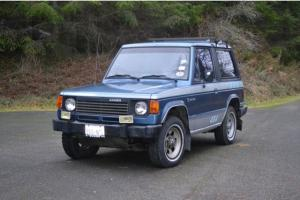 """Dodge : Other 92.5"""" WB 4WD"""