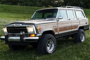 Jeep : Wagoneer Grand Wagoneer