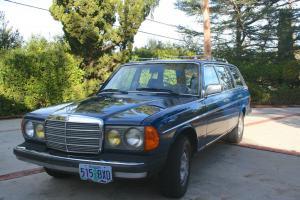 Mercedes-Benz : 300-Series Station Wagon