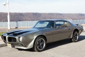 Pontiac : Firebird Formula Hood Photo