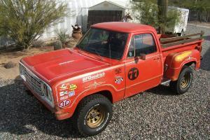 Dodge : Power Wagon Baja Score Off-Road Photo
