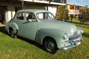 1954 FJ Holden Sedan Original Condition in Cowra, NSW