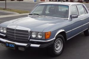 Mercedes-Benz : S-Class 450 SEL