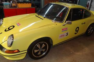Porsche : 911 Currently in Vintage Race Car Trim