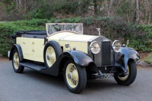 1929 Rolls-Royce Phantom I Open Tourer 47OR Photo