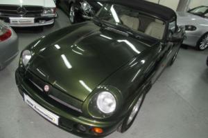 1993 L MG R 3.9 V8 Roadster - Woodcote Green