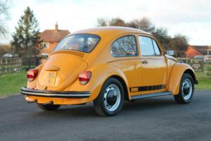 Volkswagen JEANS BEETLE | 1974 | SHOW Condition | Warranty