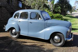 1947 Austin A40 Devon in Warners Bay, NSW