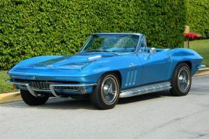 Chevrolet : Corvette Big Block