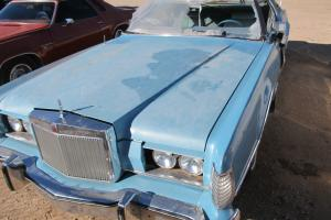 Lincoln : Mark Series Continental