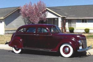 Chrysler : Imperial Airflow