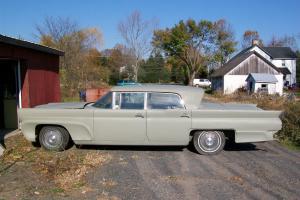 Lincoln : Continental Mark III