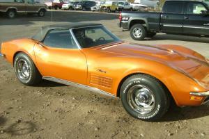 Chevrolet : Corvette LT1