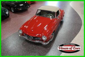 Mercedes-Benz : 190-Series 190sl,280sl,300sl