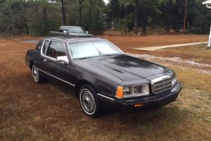 Mercury : Cougar LS Sedan 2-Door