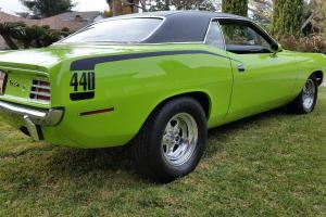 Plymouth : Barracuda 2 door Coupe