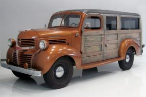 Dodge : Other Woody