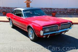 Mercury : Cougar Coupe