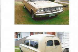 Ford Fairlane EX Ambulance 260 V8 in Numurkah, VIC
