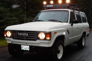 Toyota : Land Cruiser FJ60 FJ62 Landcruiser Patrol
