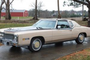 Cadillac : Eldorado CUSTOM BIARRITZ CLASSIC