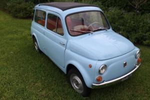 Fiat : 500 Photo