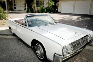 Lincoln : Continental Chrome