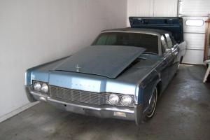 1967 Lincoln Continental Convertible WAREHOUSE FIND  NO RESERVE
