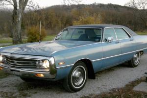 Chrysler : Newport Custom Hardtop 4-Door