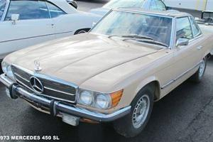 Mercedes-Benz : 400-Series Barn Find