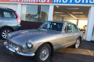 MGB GT LE 1.8 Limited Edition