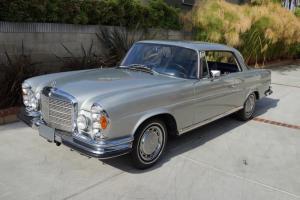 Mercedes-Benz : 200-Series SE 3.5