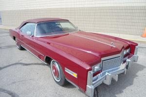 Cadillac : Eldorado Chrome Photo