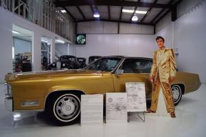 Cadillac : Eldorado PURCHASED NEW BY ELVIS PRESLEY!