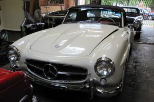 Mercedes-Benz : 190-Series SL