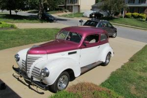 Ford : Other Plymouth 2 Door Sedan