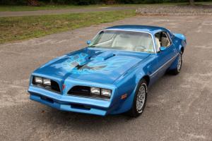 Pontiac : Trans Am Low Miles!