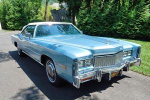 Cadillac : Eldorado Eldorado