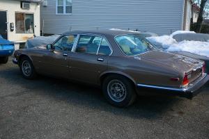 Jaguar : XJ6 sedan