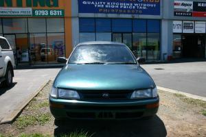 Toyota Corolla CSI Seca 1998 5D Liftback 5 SP Manual 1 6L Electronic