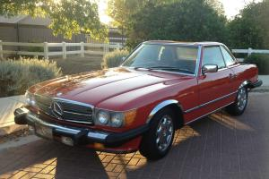 Mercedes-Benz : 500-Series SL