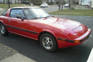 Mazda : RX-7 GS