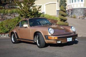 Porsche : 911 911 SC Photo