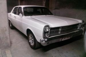 1970 ZD Fairlane Custom